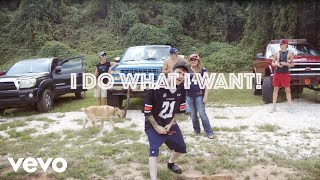 Mike Bama - I Do What I Want! (Official Country Rap Music Video)