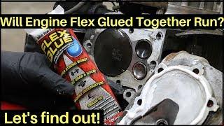 Is Flex Glue better than JB Weld, Gorilla & Loctite?  Let's find out!