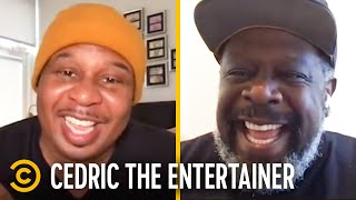 Cedric the Entertainer Rewatches Some of His Classic Material - Stand-Up Playback with Roy Wood Jr.