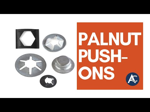 Palnut Push Ons by ARaymond Tinnerman