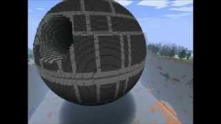 Minecraft - Death Star