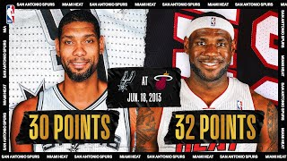 Ray Allen Hits Series Altering Three To Help Force A Game 7 | #NBATogetherLive Classic Game
