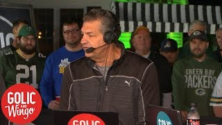 Trey Wingo and Mike Golic argue about Atlanta Falcons' red-zone strategy   Golic and Wingo   ESPN