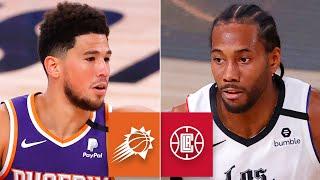Phoenix Suns vs. LA Clippers [FULL HIGHLIGHTS] | 2019-20 NBA Highlights