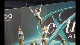 Cheer Extreme Sr Elite Showcase 2018 (Stage Cams)