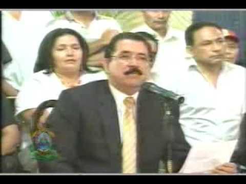Presidente de Honduras destituye a Jefe de Estado Mayor Conjunto de Fuerzas Armadas