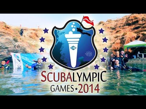 Scubalympic Games Balkysub
