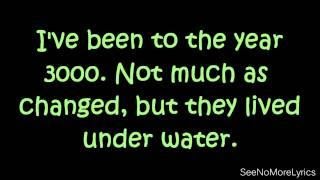 Year 3000 - Jonas Brothers {Lyrics}