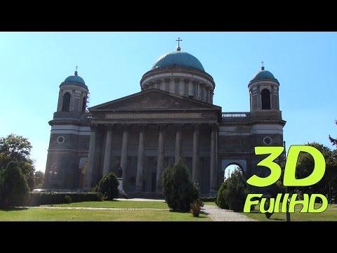 [3DHD] Basilica, Esztergom, Hungary / Esztergomi bazilika, Magyarország / Bazylika, Ostrzyhom