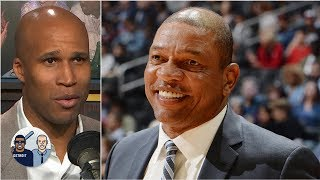 Doc Rivers dropping $2k is a 'boss move', as is giving it back - Richard Jefferson | Jalen & Jacoby