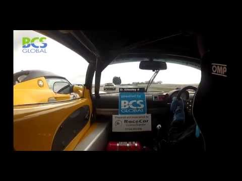 David Ellesley 2015 Snetterton Lotus