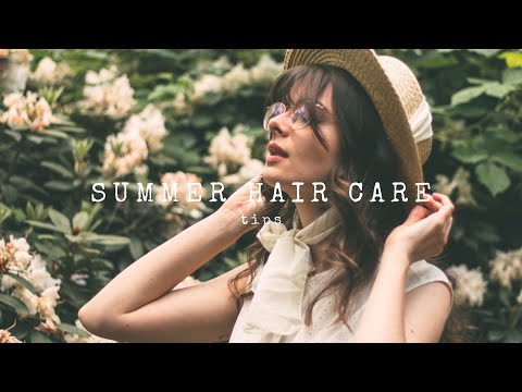 Summer Hair Care Tips | Some Extra TLC