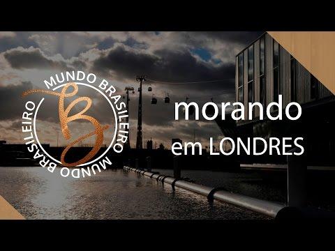Morando em Londres  | feat. Helo Righetto | Ep.3 #MundoBrasileiro