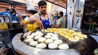 King of Pakistani Street Food - THE BUN KEBAB of Karachi, Pakistan! | $0.22 For a Burger!