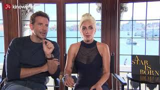 Interview Bradley Cooper  & Lady Gaga A STAR IS BORN