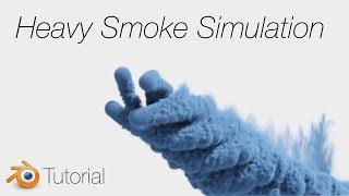 [2.8] Tutorial: Advanced Heavy Smoke Simulation in Blender, Easy