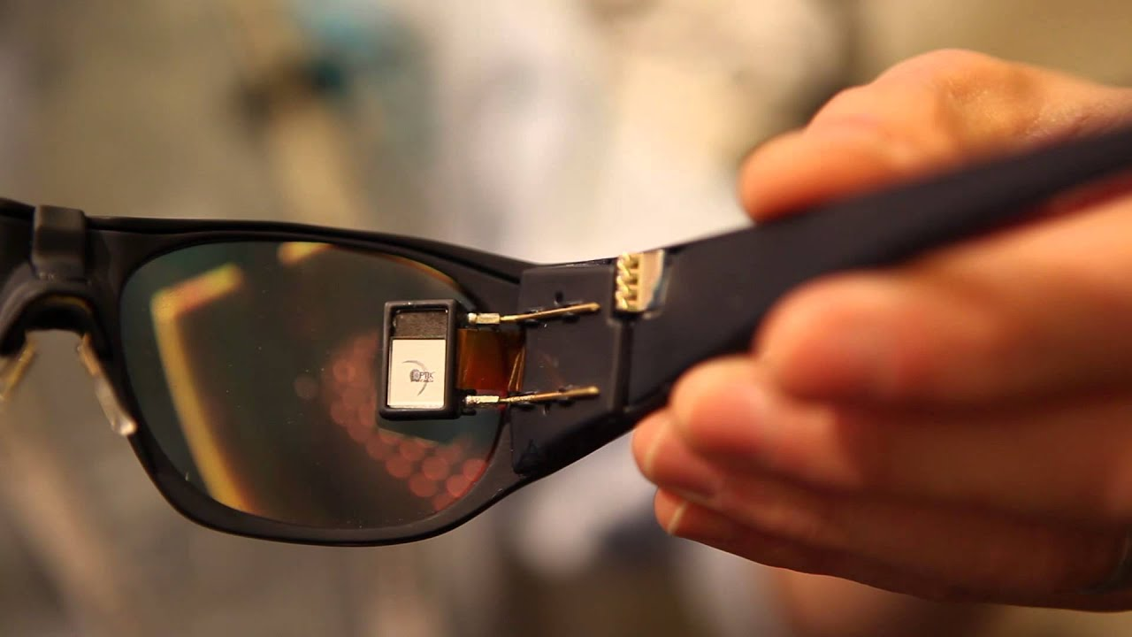 Innovega Takes Augmented Reality Beyond Google Glass By Adding Custom Contact Lenses