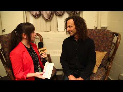 KENNY G Interview w/ Pavlina 2013 Tour Daytona Beach, FL ...