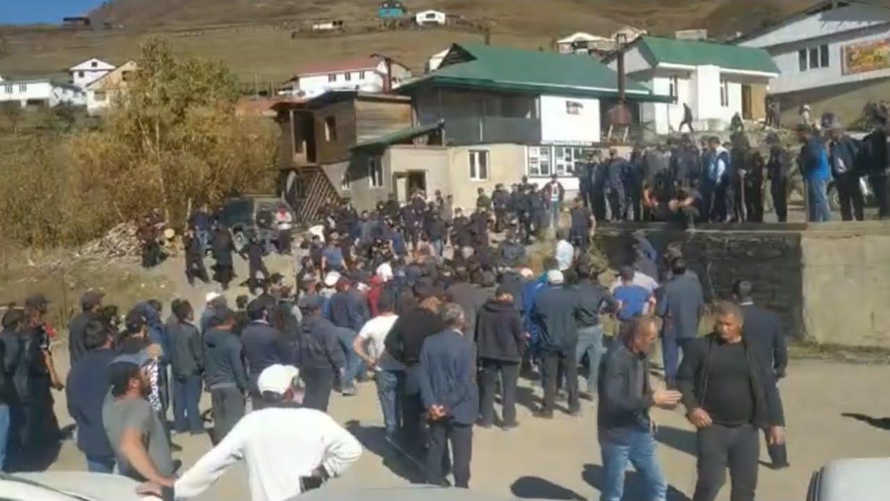 Дагестан: выборы в Цунте завершились дракой и стрельбой