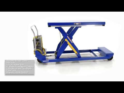 Portable Scissor Table PST-3-46