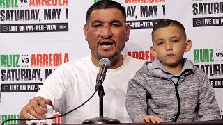 """JUDGES S**K MY D***!"" CHRIS ARREOLA GOES OFF ON JUDGES OVER LOSS TO ANDY RUIZ!"