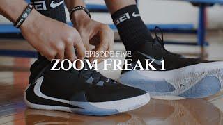 Zoom Freak 1 | I Am Giannis, Episode 5 | Nike