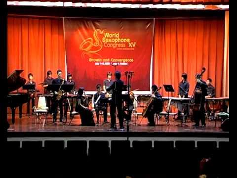 d'Eva by Thanapol Setabrahamana [Saxophone by Wisuwat Pruksavanich]