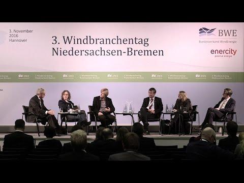 3. Windbranchentag Niedersachsen/Bremen - Zusammenfassung