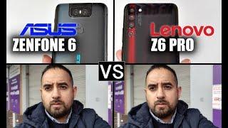 ASUS Zenfone 6 vs Lenovo Z6 Pro - Smartphone Camera Comparison