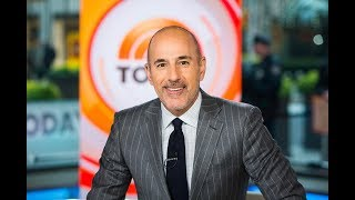 MATT LAUER FIRED OVER CLAIMS OF 'INAPPROPRIATE SEXUAL BEHAVIOR'
