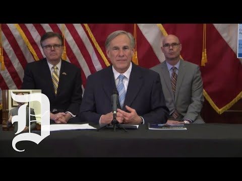 Gov. Abbott announces plans to reopen Texas; restaurants, retail can open May 1st