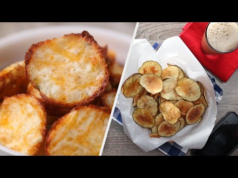 6 Fun Ways To Make Chips For All Day Snackin' ? Tasty