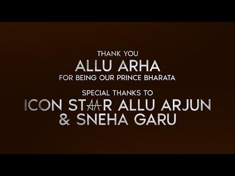 Allu Arjun, his wife Sneha fun at 'Arha celebrations event' at Shaakuntalam set