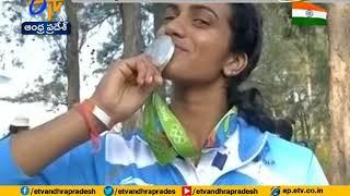 PV Sindhu Conferred Padma Bhushan..