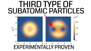 Experiment Confirms Third Type of Subatomic Particles Called Anyons