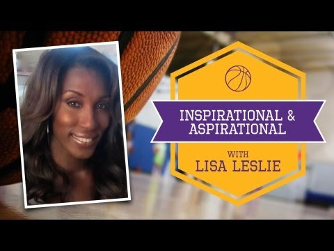 Lisa Leslie - Success and Failure - YouTube