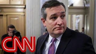Cuomo presses Ted Cruz on his name change