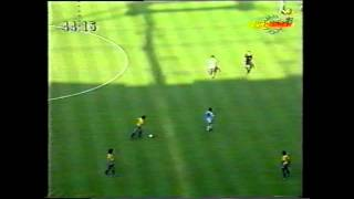 Brazil - Argentina , 1/8  final , WorldCup 1990