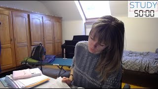 Study with me | 8 hours
