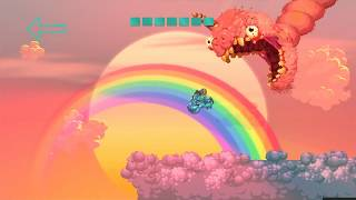 Nidhogg 2 unleashed on Switch