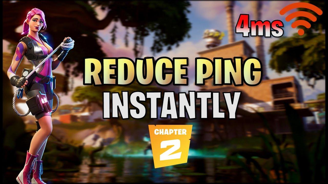 fortnite+ping+settings