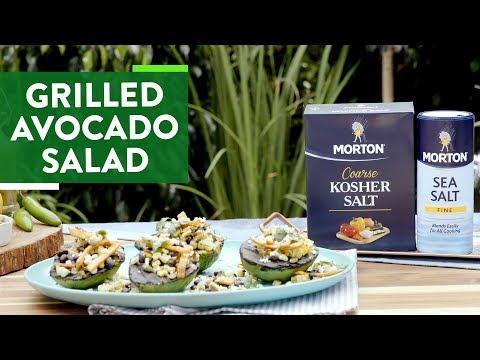 Grilled Avocado Salad | Nyesha Arrington