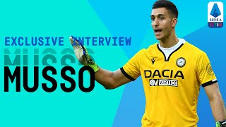 Juan Musso: a talented goalkeeper | Exclusive Interview | Serie A TIM