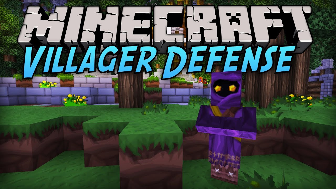 100+ Mc Village Defense Servers – yasminroohi