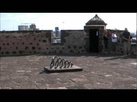San Jose Castle (Castillo de San Jose),  Lanzarote