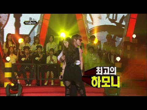 【TVPP】Ailee - My Boo (with Wheesung), 에일리 - My Boo (with 휘성) @ Singer and Trainee