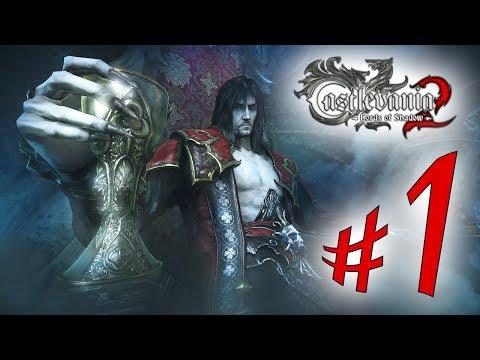 Castlevania Lords of Shadow 2 - Parte 1: EU SUNT DRACUL!!!! [ Playthrough Legendado em PT-BR ]