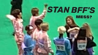Stray kids and Itzy moments I think about alot