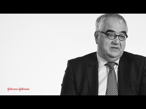 An Interview with Dr. Stoffels, Chief Scientific Officer of Johnson & Johnson (Part 2)