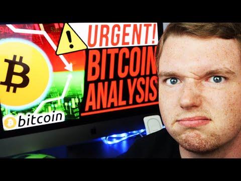 HOW LOW CAN BITCOIN GO?📉Wyckoff & Bitcoin Chart Analysis + Crypto News